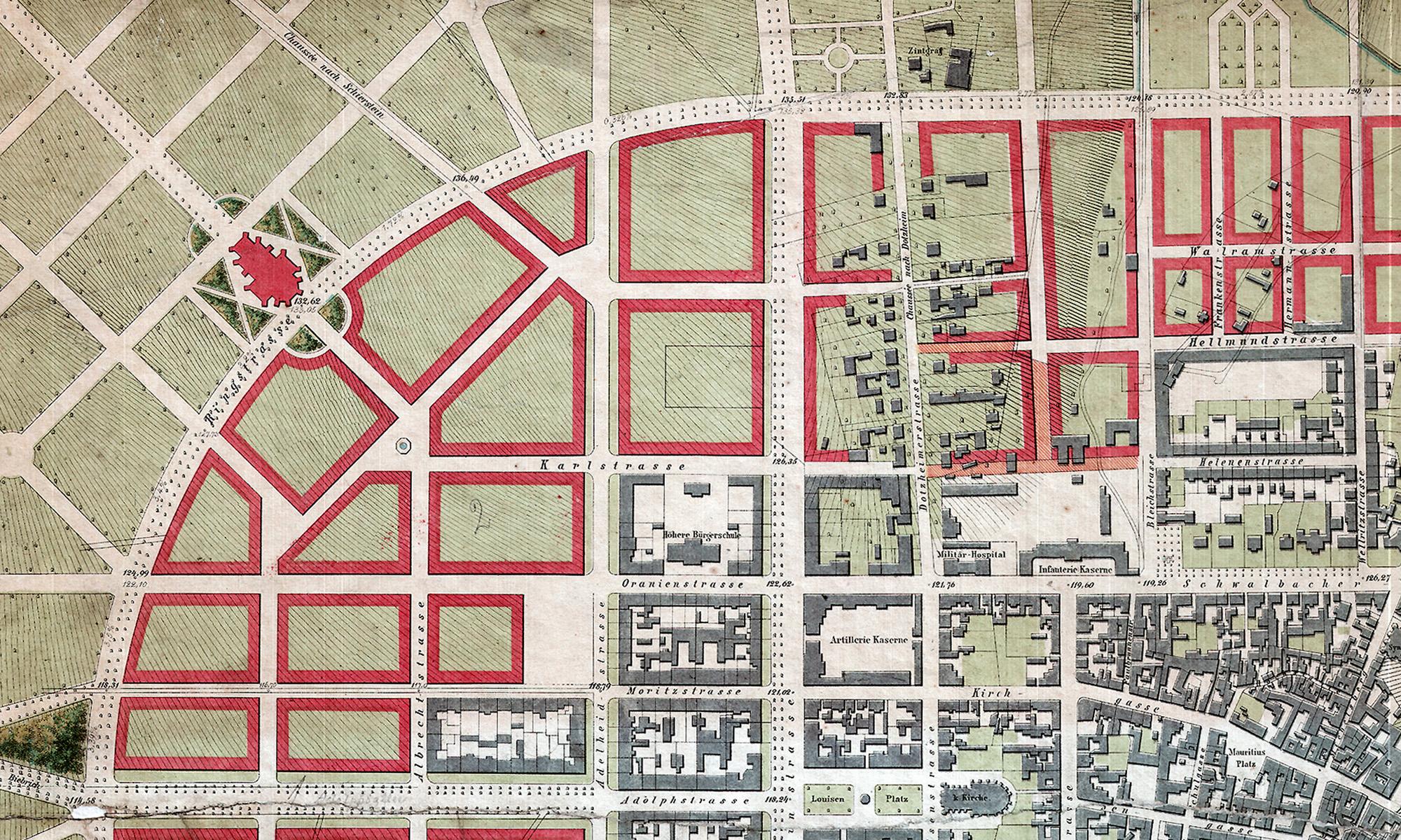 Bebauungsplan Wiesbaden