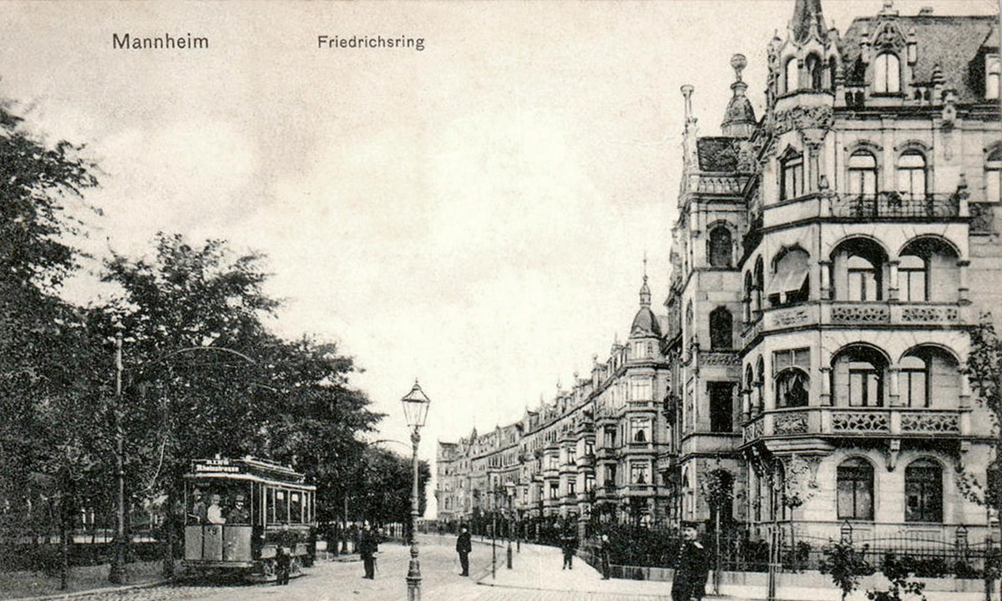 Friedrichsring Mannheim